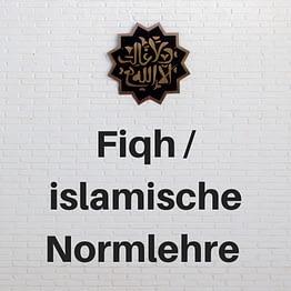 Fiqh / Islamische Normlehre