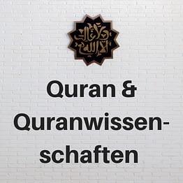 Quran/ Quranwissenschaft